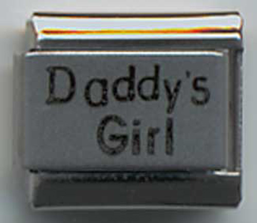"Laser Engraved ""Daddy"